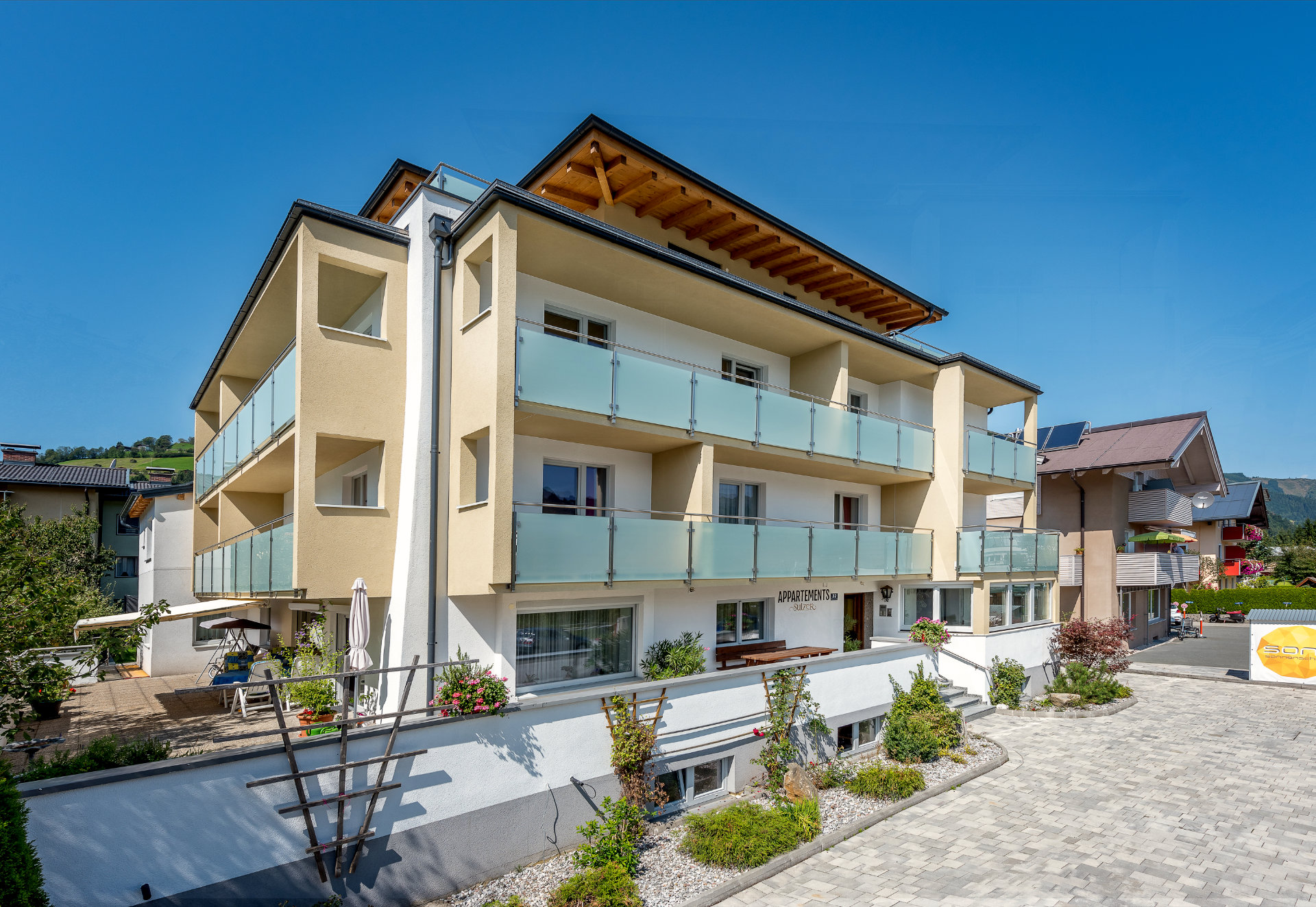 Appartements-Sulzer-Zell-am-See-Sommer-4